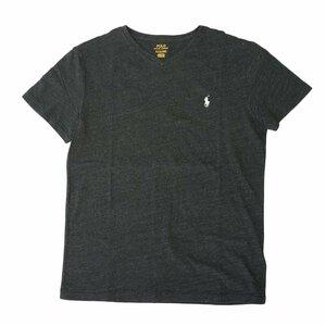 ラルフローレン【新品】未使用 VネックTシャツ Sサイズ メンズT POLO RALPH LAUREN ポロラルフローレン POLO  YCH-S-1601