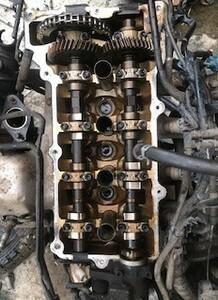 ダイハツ ミラ E-L512S-FMPX エンジン JB-JL ターボ、エンジンコンピューター付 マニュアル5速 4WD 純正 TR-XXアバンツァートR4