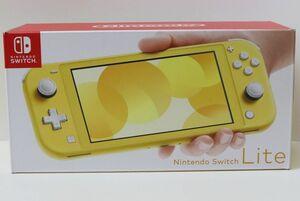 即決 即発送 任天堂 ゲームハード ニンテンドースイッチライト Switch Lite HDH-S-YAZAA イエロー Nintendo 新品☆3258-1