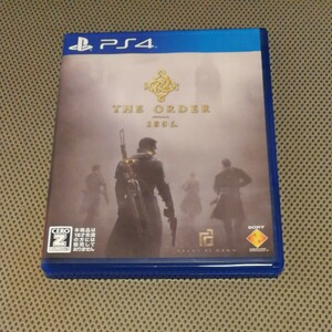 【PS4】 The Order: 1886 [通常版]