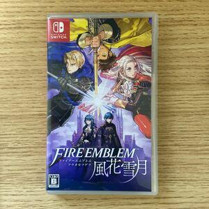 ファイアーエムブレム 風花雪月 特典カード付き FIRE EMBLEM Nintendo Switch ニンテンドースイッチ