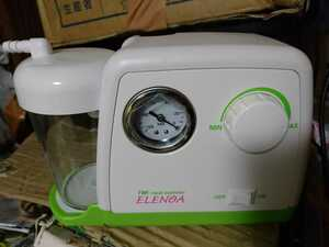 Tokyo M I association ELENOA/ere Noah electric nose water aspirator body only postage payment on delivery