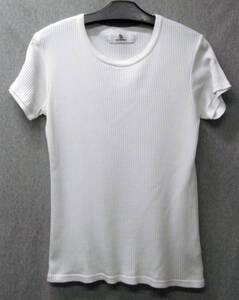 ワイズ フォーメン ヨウジヤマモト:Tシャツ 白 3 ( ストレッチ Y's for Men Yohji Yamamoto Vintage Stretch Tee 3
