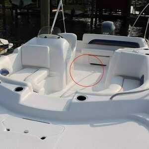 インスペクションハッチ 8インチ(大) (スカッパー デッキカバー 船 いけす ボート ボート イケス ハッチ 釣り ヨット)