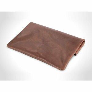 国産牛革ナチュラルレザー Xperia Z2 Tablet専用 fico prodotto di GANZO製クラッチバッグ
