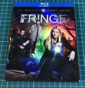 Fringe: Complete Second Season [Blu-ray] [Import]