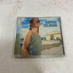 未開封新品 デッドストック 倉庫保管品 CD 輸入盤 SOPHIE ZELMANI EPC-4809552 ソフィー・セルマーニ