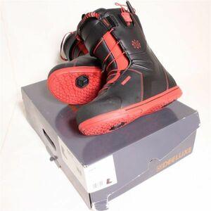 美品 18-19 DEELUXE ID×HC TF Baneインソール付 26.5cm ディーラックス パーク グラトリ スノーボード ブーツ 靴 スノボ 型落ち ikex001