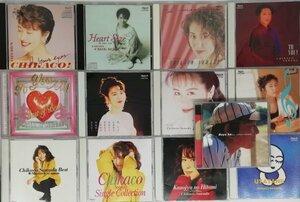 【沢田知可子】 アルバム CD まとめて 13枚セット