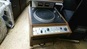 デノンレコードプレイヤーDN307F-Tメンテ品