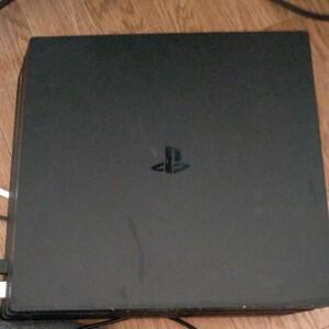 PS4プロ 1tb ジェットブラック PS4本体