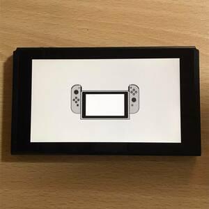 動作確認済み ニンテンドースイッチ Nintendo Switch HAC-001(01) 2019製 新型 バッテリー拡張 本体のみ スタンド欠品 任天堂 SC-238