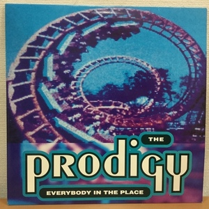 【O243】The Prodigy/Everybody In The Place/XLT-26/XL Recording/12inch