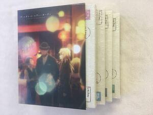 ヴァイオレット・エヴァーガーデン 初回限定版DVD全4巻+全巻収納box