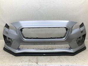 スバル VAB 前期 インプレッサ WRX STI 純正フロントバンパー 57704VA000 STIスポイラー付き SG517VA000 ST96020VV000