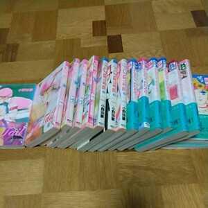 少女コミック、小野弥夢①、漫画、マンガ、コミック、16冊セット、少女フレンド、mimi