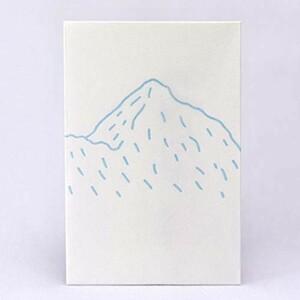 ぽち袋 コレッポチ 【K2 世界のすごい山】和紙 伊予和紙 ポチ袋 変カワイイ絵柄 和紙田大學 CP-k2