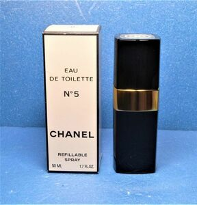 CHANEL(シャネル) No'5 EDT 50ml 808191BL717-I13