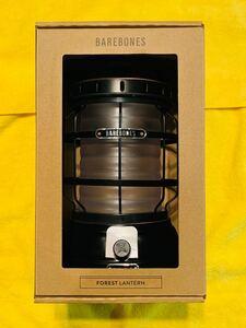 新品  ベアボーンズ フォレストランタン LED アンティーク レトロ Barebones キャンプ