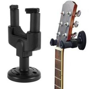 U1125:ギターフック サポート スタンド ウォール マウント ギター ハンガーフック ギターベース ウクレレ 弦楽器 アクセサリー