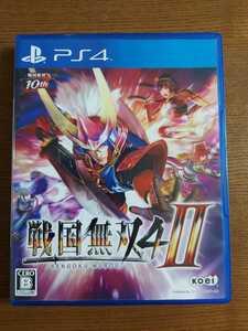 中古 PS4 戦国無双4-Ⅱ