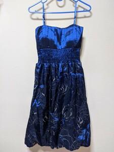 ドレス 花柄 ワンピース ミニドレス