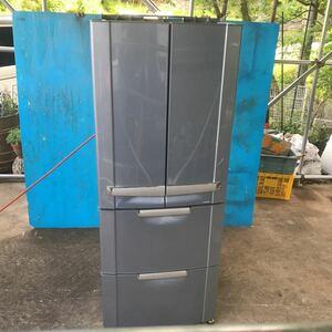 現状渡しの為格安 三菱電機冷凍冷蔵庫 405リットル 2003年製 広島市安佐北区 良く冷えます。