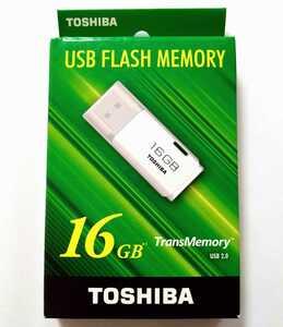 送料無料★東芝 USBフラッシュメモリ 16GB TOSHIBA TransMemory USBメモリ メモリスティック メモリースティック TNU-A016G USB2.0