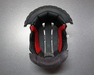SHOEI ショウエイ X-14用 X-FOURTEEN type-I センターパッドセット サイズL ヘルメットインナー