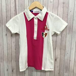 ルコック スポルティフ ゴルフコレクション ポロシャツ サイズXS レディース トップス スポーツウエア k311