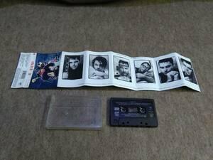 海外購入品 当時物 カセットテープ INXS アルバム X ATLANTIC 78 21404 中古現状品の商品画像