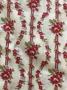 YUWA 小花柄 シーチング生地 カットクロス 110×50センチ