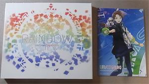 RAINBOW CD+DVD 初回限定盤 特典フォトカード★浦島坂田船