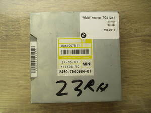 *BMW MINI Mini R53 RE16 Cooper S AT computer AT transmission computer breakdown code is not letter pack post service shipping *