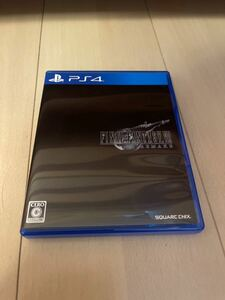 PS4 ファイナルファンタジー7 リメイク