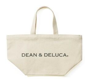 DEAN & DELUCA トートバッグ ナチュラル S ディーンアンドデルーカ ディーン&デルーカ エコバッグ