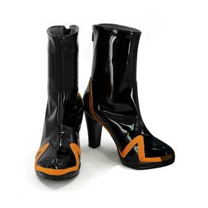 新世紀エヴァンゲリオン 綾波レイ EVA 風 cosplay靴 コスプレ靴 シューズ ブーツ ホビー コスプレ・仮装 コスチューム