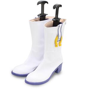 ウマ娘 プリティーダービー ダイワスカーレット 風 cosplay靴 コスプレ靴 シューズ ブーツ ホビー コスプレ・仮装 コスチューム