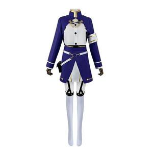 86-エイティシックス- レーナ クリアファイル 風 コスプレ衣装 コスチューム 変装 仮装 ハロウィン イベント cosplay