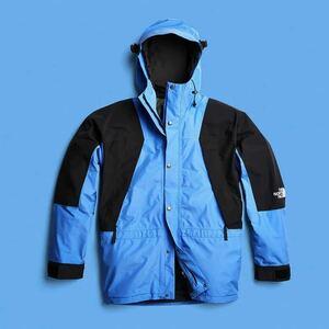 新品 THE NORTH FACE 1990 MOUNTAIN JACKET XLノースフェイス マウンテンライト ジャケット 日本未発売 マルジェラ lake blue ブルー