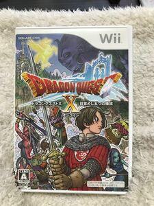 お値下げ!【Wii】 ドラゴンクエストX 目覚めし五つの種族 [通常版]