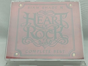 【SIAM SHADE】 CD; SIAM SHADE XI COMPLETE BEST~HEART OF ROCK~(DVD付)