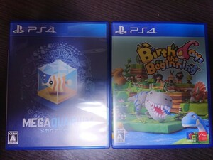 PS4ソフト 2本セット