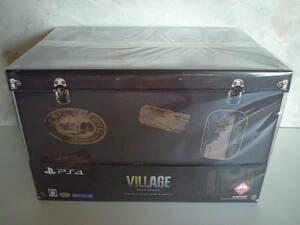 PS4 BIOHAZARD VILLAGE COLLECTOR'S EDITION バイオハザード ヴィレッジ コレクターズ エディション  未使用未開封品