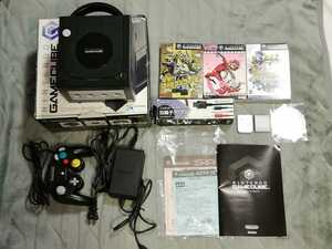 Nintendo 任天堂 ニンテンドウ PN03 GAMECUBE ゲームキューブ ゲーム6つ付き