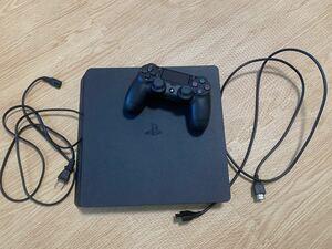 PlayStation4の本体とその他接続機器  PlayStation4  ジェット・ブラック プレイステーション4 プレステ4