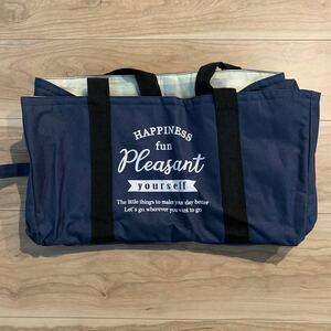 【新品未使用】レジカゴバッグ 大容量 保冷バッグ エコバッグ