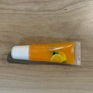 【新品未使用】リップグロス 口紅 オレンジ レモン 韓国コスメ メイク