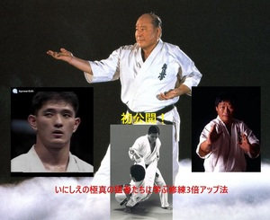 [ karate information booklet ] the first public!..... ultimate genuine. . person .......3 times up law!