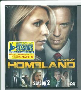 ・送料無料★DVD HOMELAND/ホームランド シーズン2 (SEASONSコンパクト・ボックス)